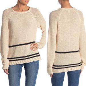 Magaschoni | Knit Striped Sweater